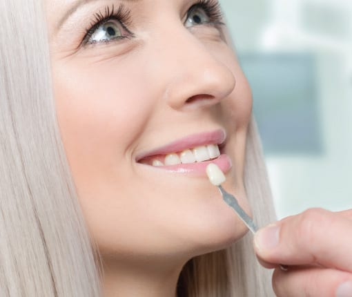 Porcelain Veneers - Cosmetic Dentistry London - The Harley Street Smile Clinic