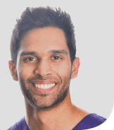 sahil - Cosmetic Dentist at Harley Street Smile Clinic