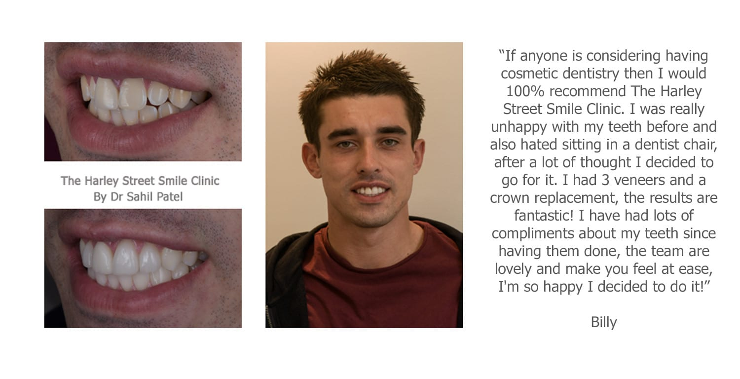 Dr Maurice Johannes - Cosmetic Dentist London