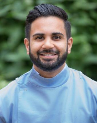 Dr Shivam Patel BDS